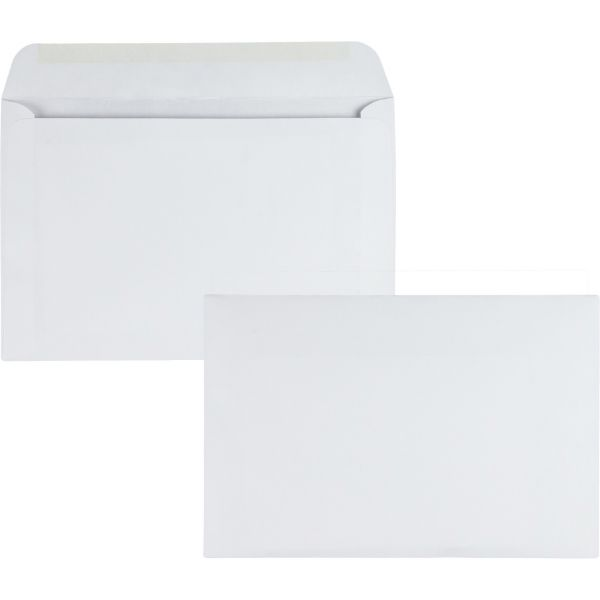 "Quality Park 6"" x 9"" Booklet Envelopes"