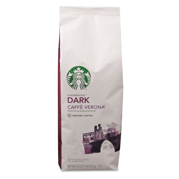 Starbucks Ground Coffee (1 lb)
