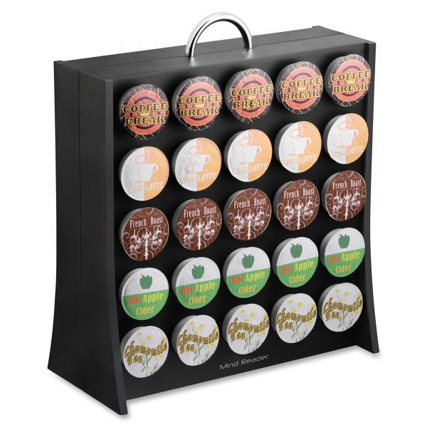 Mind Reader Wall K-Cup Coffee Organizer