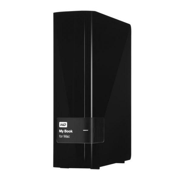 WD My Book WDBYCC0030HBK-NESN 3 TB External Hard Drive