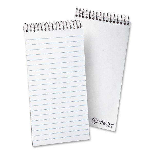 Earthwise Ampad Reporter's Notebook