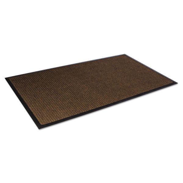 Crown Super-Soaker Indoor Wiper Floor Mat with Gripper Bottom
