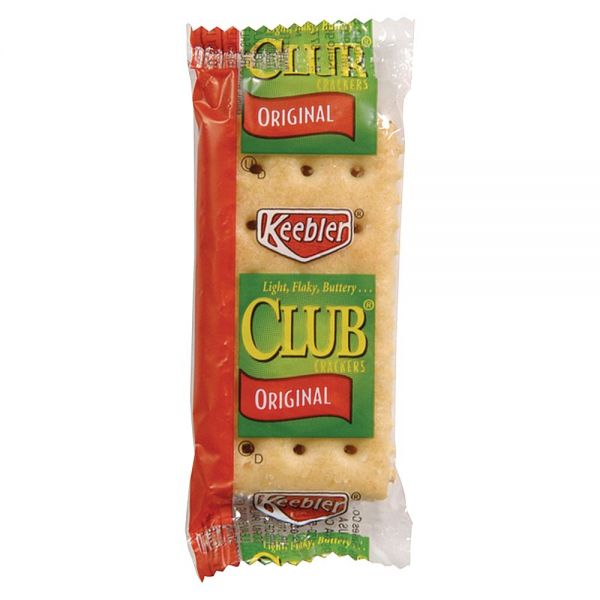 Keebler Club Crackers Packets