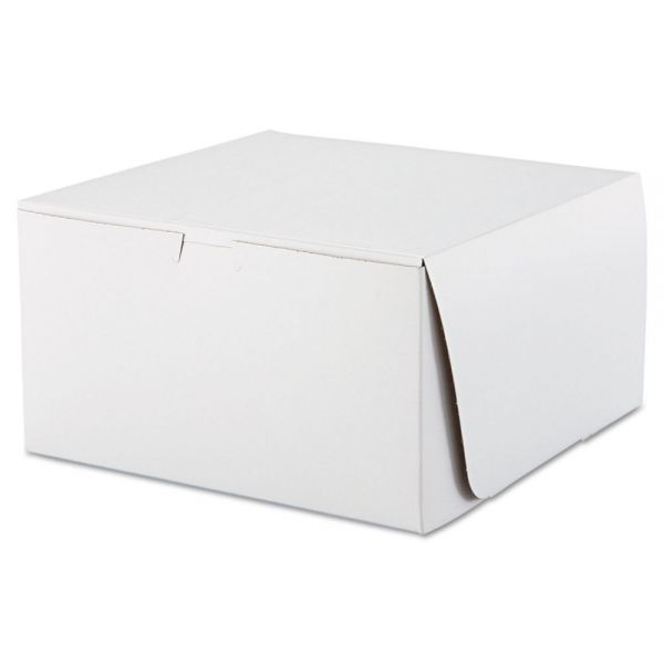 SCT Tuck-Top Bakery Carryout Boxes