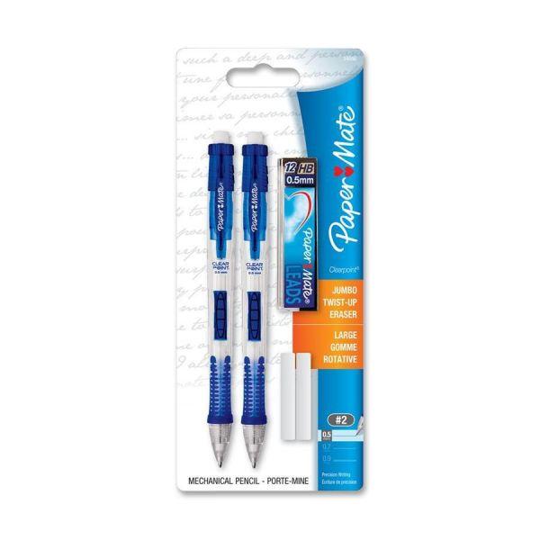 Paper Mate 0.5 Mechanical Pencils Starter Set