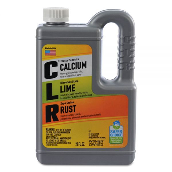 CLR Calcium, Lime and Rust Remover