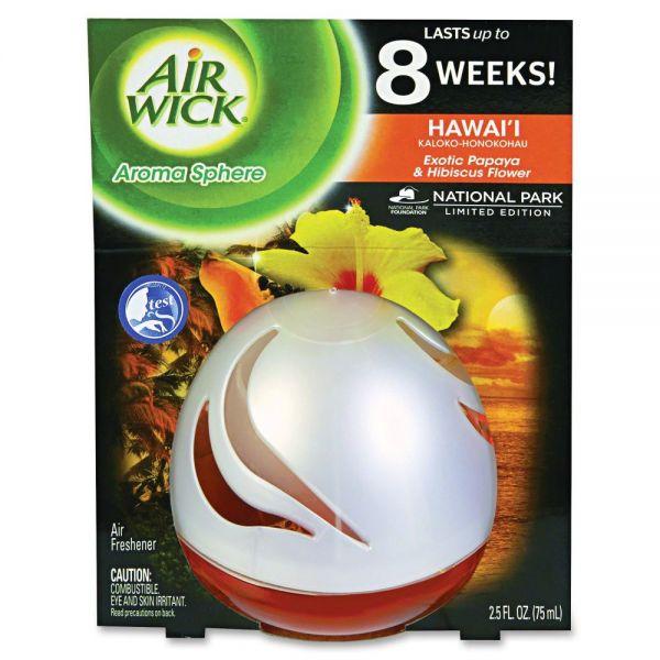 Airwick Aroma Sphere Air Fresheners