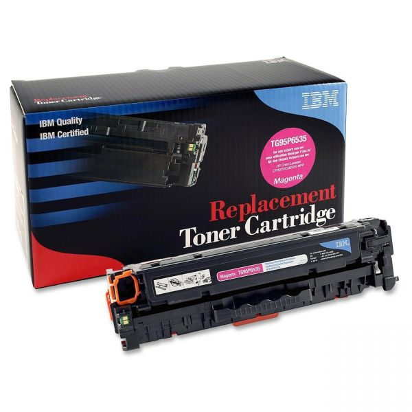 IBM Remanufactured HP CC533A Magenta Toner Cartridge