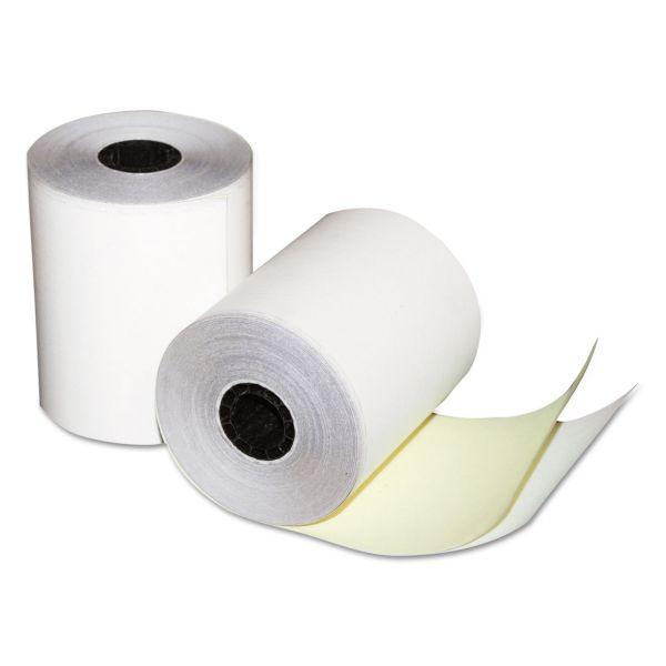Quality Park Two-Part Receipt Paper Rolls