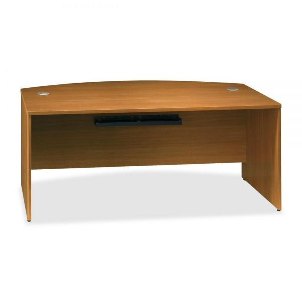 bbf Quantum QT0725MC Bowfront Shell by Bush Furniture