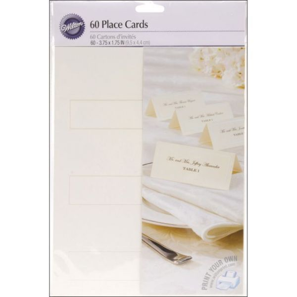 Place Cards 60/Pkg