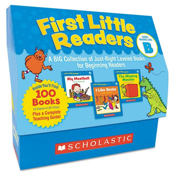 Scholastic First Little Readers Level B