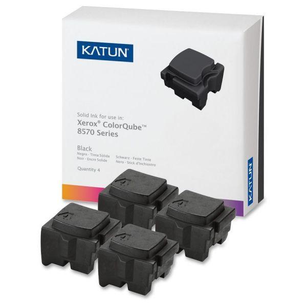 Katun Remanufactured Xerox 108R00930 Black Solid Ink Sticks