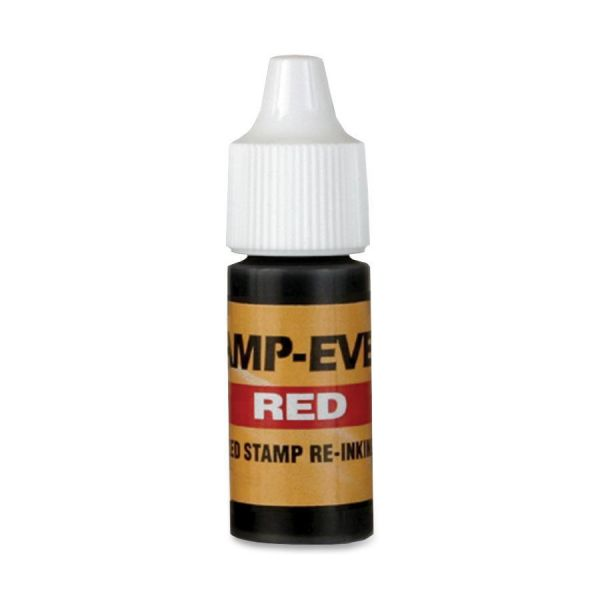 Stamp-Ever Pre-inked Stamp Ink Refill