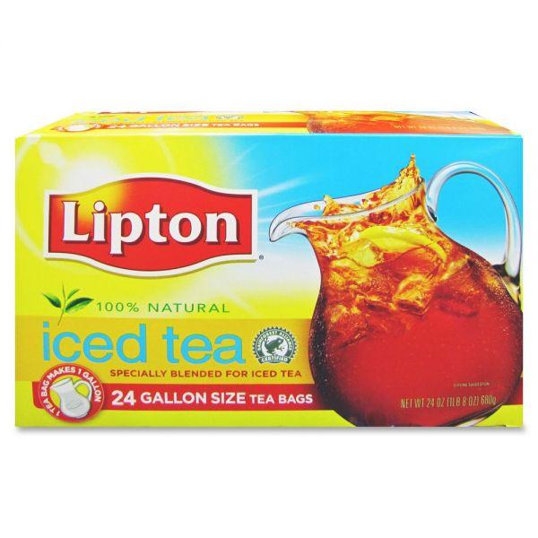 Lipton Unsweetened Gallon Size Tea Bags