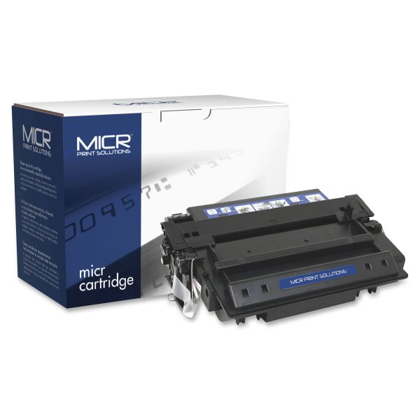 MICR Print Solutions Remanufactured HP Q7551X Black High Yield Toner