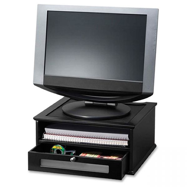Victor 1175-5 Midnight Black Monitor Riser