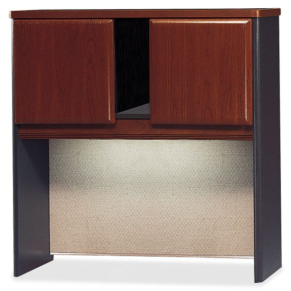 Bush Series A Collection 36W Hutch, Hansen Cherry