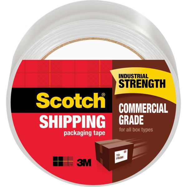 Scotch Shipping Packing Tape
