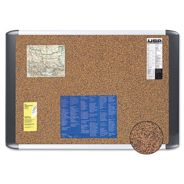 MasterVision Cork Bulletin Board