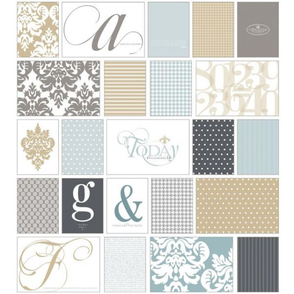 "Essence East Coast Cards 3""X4"" & 6""X4"" 54/Pkg"