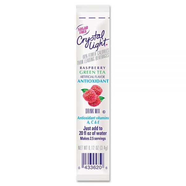 Crystal Light On the Go Drink Mix