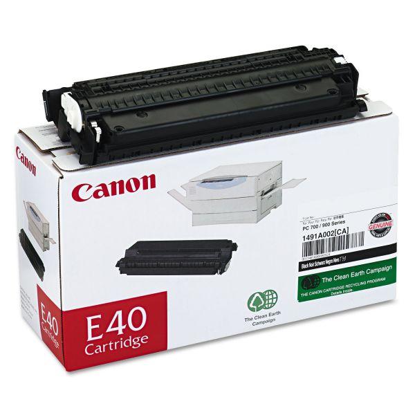 Canon E40 Toner, Black
