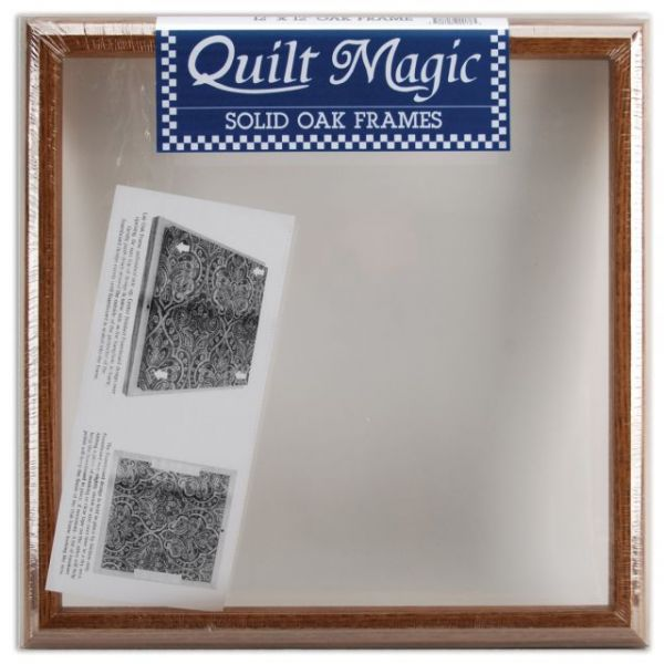 "Quilt Magic Frame 12""X12"""