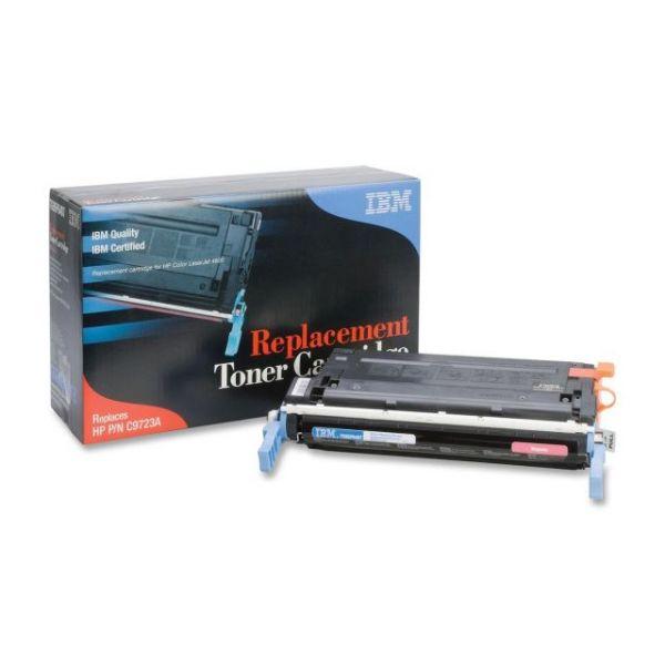 IBM Remanufactured HP C9723A Magenta Toner Cartridge