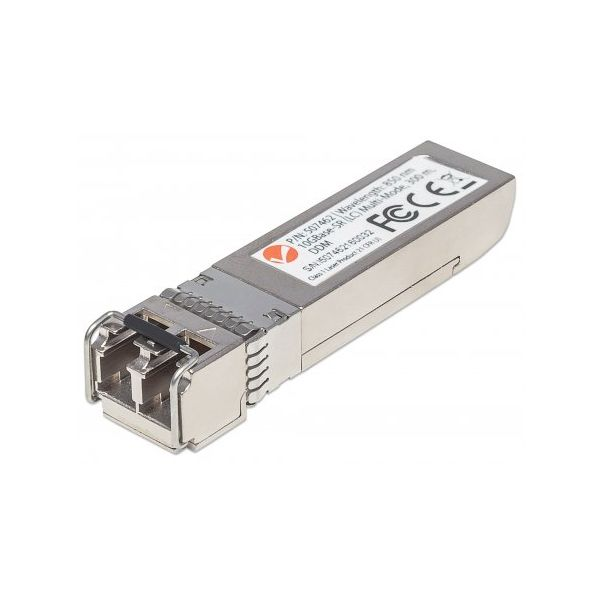 Intellinet 10 Gigabit Fiber SFP+ Optical Transceiver Module