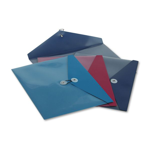 Pendaflex ViewFront Standard Pocket Poly Booklet Envelopes