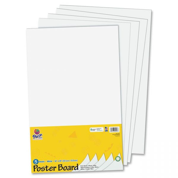 Pacon Poster Boards
