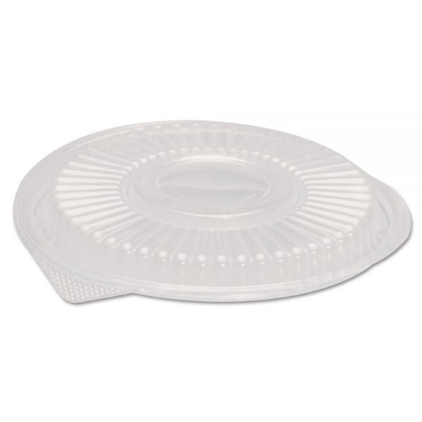Genpak Round Plastic Dome Takeout Container Lids
