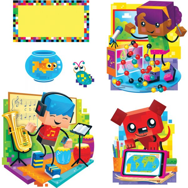Trend BlockStars! Bulletin Board Set