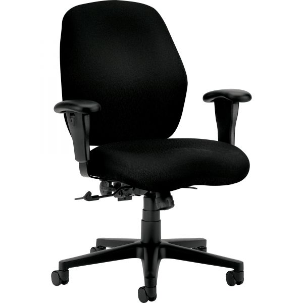HON 7800 Series H7823 Mid-Back Office Chair