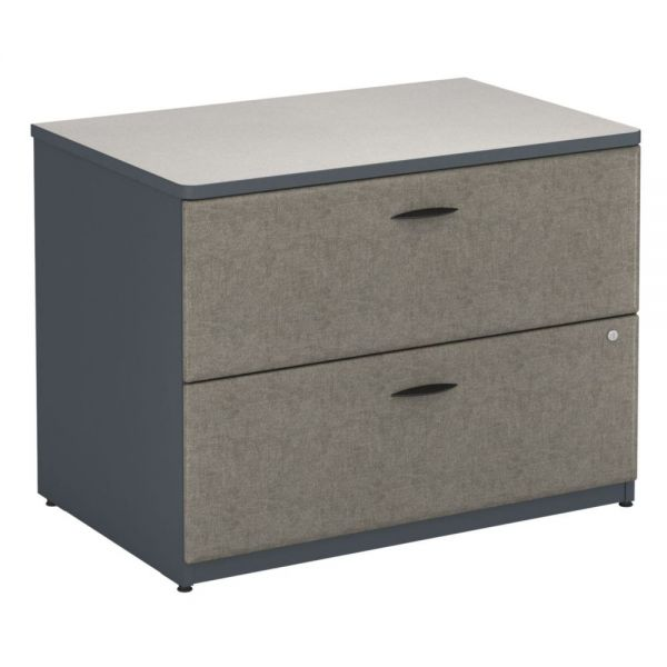 bbf Series A 2-Drawer Lateral File by Bush Furniture