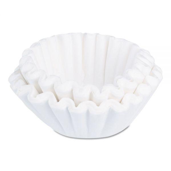 BUNN Flat Bottom Funnel Shaped Filters