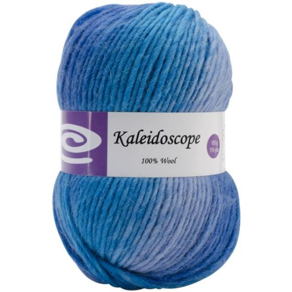 Elegant Kaleidoscope Yarn - Morning Sky