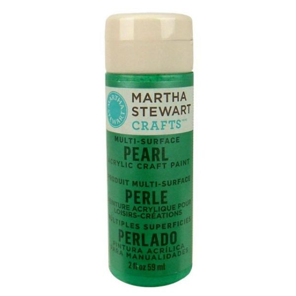 Martha Stewart Pearl Acrylic Craft Paint