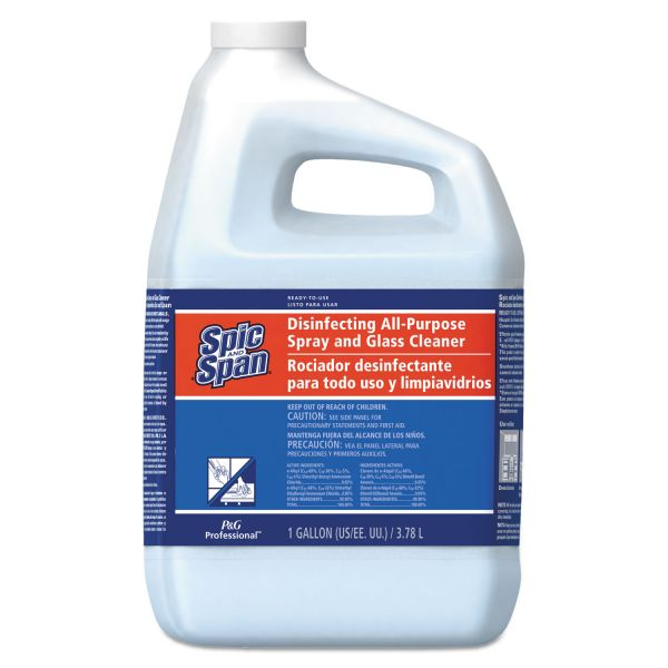 Spic and Span 3-in-1 All-Purpose Glass Cleaner