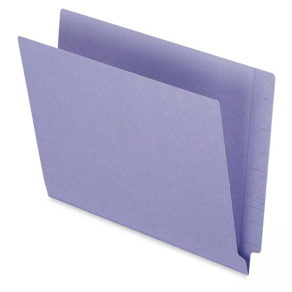 Pendaflex Reinforced Letter Size End Tab File Folders