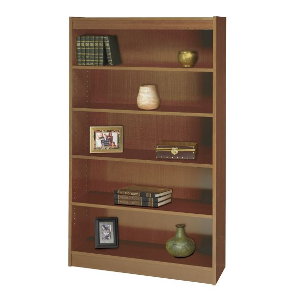 Safco Square-Edge 5-Shelf Bookcase