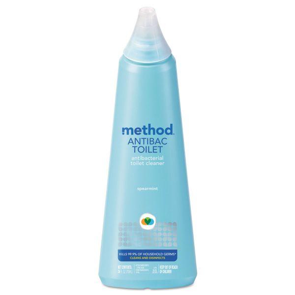 Method Antibacterial Toilet Cleaner