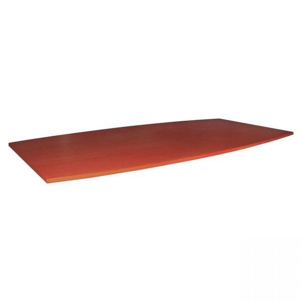 Lorell Essentials Boat Shaped Conference Table Top