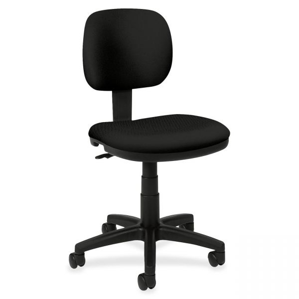 HON basyx by HON HVL610 Light Duty Low-Back Task Chair