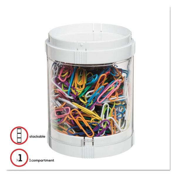 Deflect-o Interlocking Storage Canister