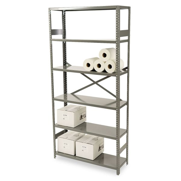 Tennsco Adjustable Commercial Shelving Unit
