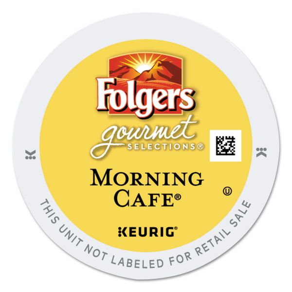 Folgers Gourmet Selections Morning Café Coffee K-Cups