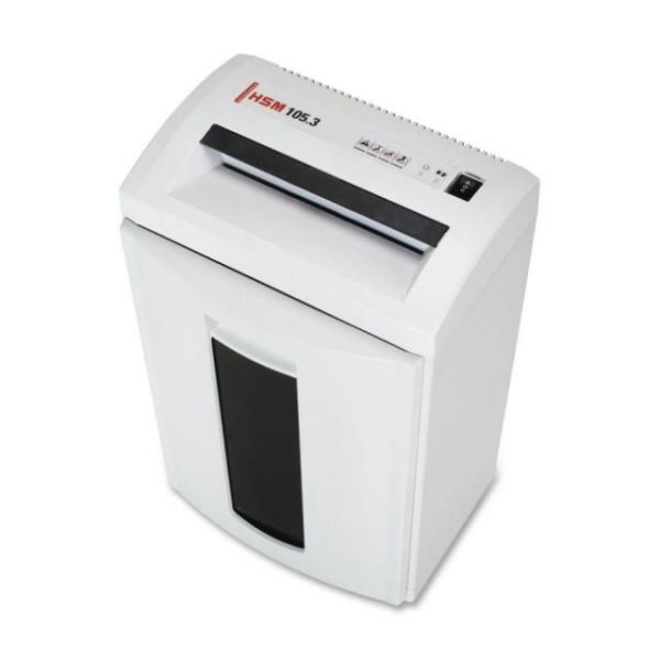 HSM Heavy Duty Cross Cut Office Shredder