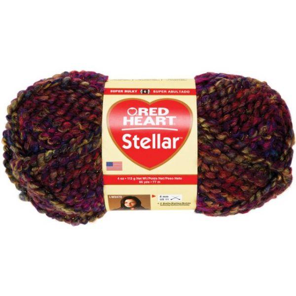 Red Heart Stellar Yarn - Infinity